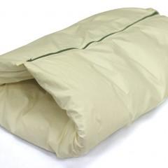 ペット羽毛寝袋2wayタイプ