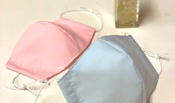 布マスク 立体 ゴムの調節できます